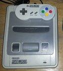 Super Nintendo Console met 2 x controller en alle toebehoren.