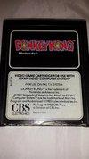 Donkey Kong - atari 2600 Games